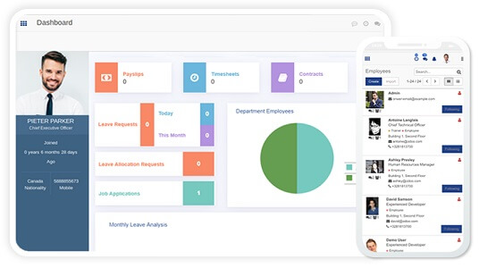 Company Management CRM Software in Bangladesh