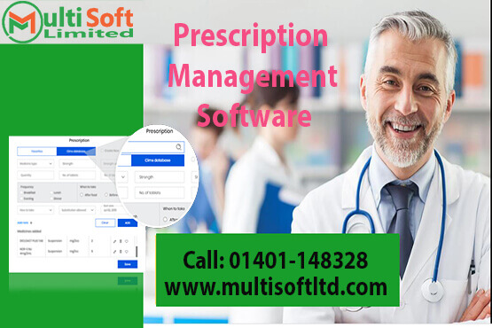 Prescription Management Software Bangladesh